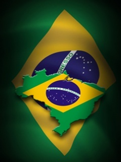 Download Brazil Logo Mobile Wallpaper  Mobile Toones