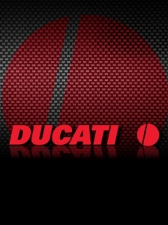 Ducati Logo Mobile Wallpaper