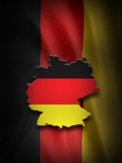 Germany Flag Mobile Wallpaper
