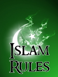 Islam Rules Mobile Wallpaper
