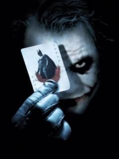 Joker Card Mobile Wallpaper