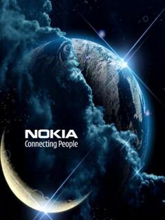 Nokia World Mobile Wallpaper