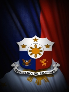 Philippinies Flag Mobile Wallpaper