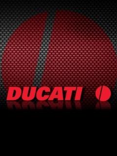 Ducati Logo Mobile Wallpaper