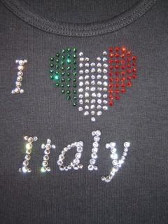 I Love Italy Mobile Wallpaper
