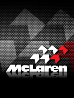Mclaren Logo Mobile Wallpaper