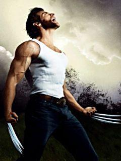 Wolverine X Men  Mobile Wallpaper