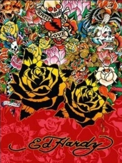 Ed Hardy Mobile Wallpaper