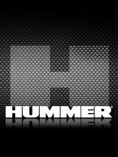 Hummer Logo Mobile Wallpaper