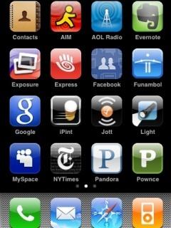 Iphone App Mobile Wallpaper