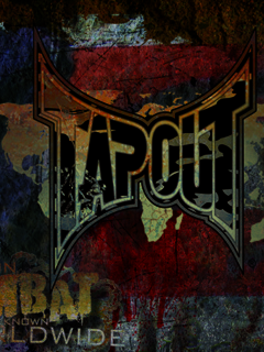 Tapout Combat Mobile Wallpaper
