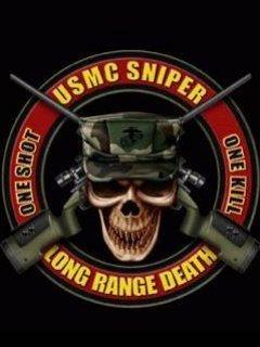 Usmc Sniper Mobile Wallpaper