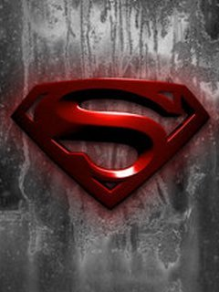 Superman Symbol Mobile Wallpaper