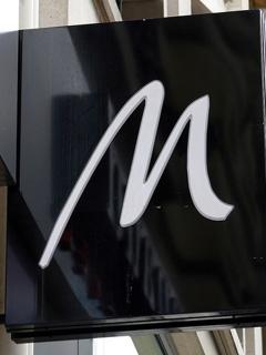 Letter M Mobile Wallpaper