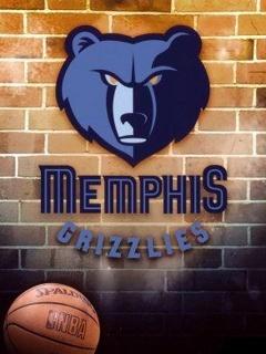 Memphis Grizzlies Mobile Wallpaper