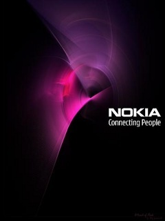 Nokia Black Mobile Wallpaper