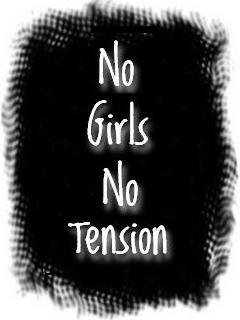No Girls Mobile Wallpaper