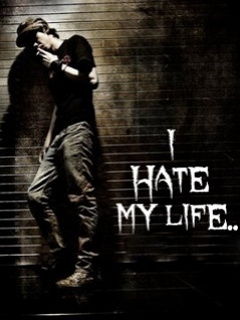 I Hate My Life Mobile Wallpaper