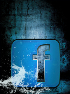 Water Facebook Mobile Wallpaper