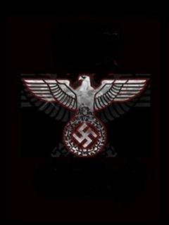 Nazi Logo Mobile Wallpaper