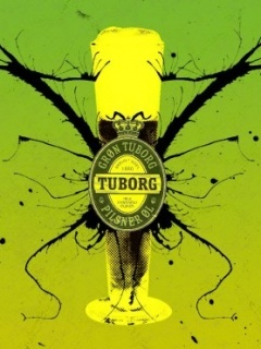 Tuborg Mobile Wallpaper
