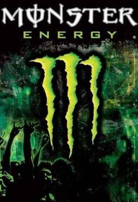 Monster Logo Mobile Wallpaper