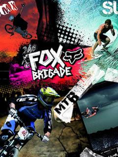 Fox Racing Mobile Wallpaper