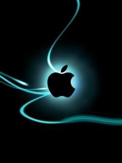 Apple Logo Mobile Wallpaper
