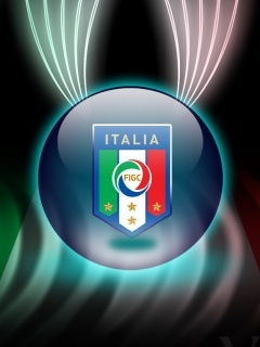 Italy Logo Mobile Wallpaper