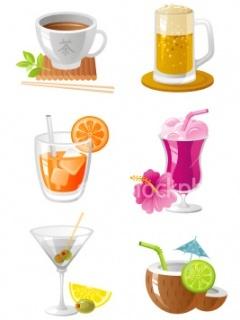 Drinks Mobile Wallpaper