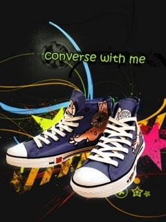 Converse Mobile Wallpaper