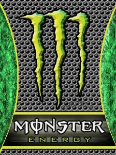Monster Energy Works Mobile Wallpaper