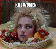Kill Women Mobile Wallpaper