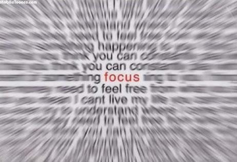 Focus Mobile Wallpaper