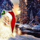 Santa Claus Mobile Wallpaper