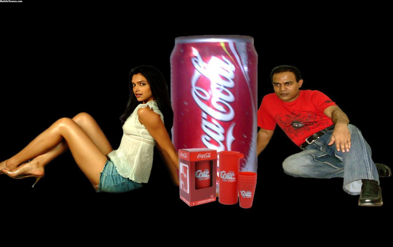 Coca Cola Mobile Wallpaper