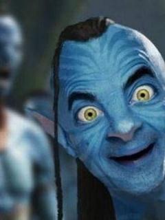 Mr Bean Avatar Wallpaper Mobile Wallpaper