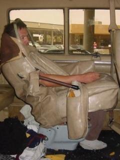 Chair Man Mobile Wallpaper