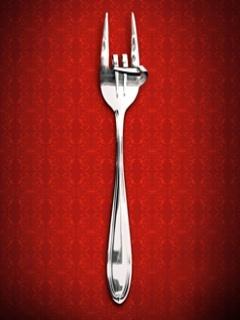 Cool Fork Mobile Wallpaper