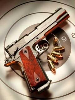 Gun Mobile Wallpaper