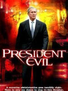 President Evil Mobile Wallpaper