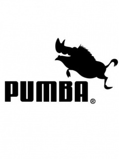 Puma Pumba Mobile Wallpaper
