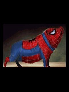 Real Spiderpig Mobile Wallpaper