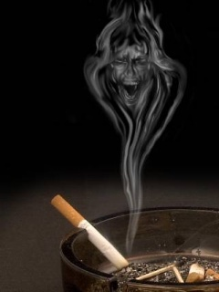Smoke Mobile Wallpaper