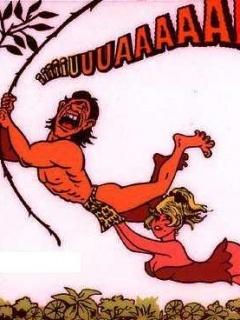 Tarzan Mobile Wallpaper