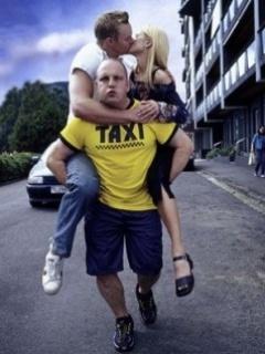 Taxi Mobile Wallpaper
