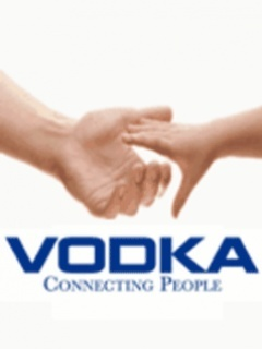 Vodka Animated  Mobile Wallpaper
