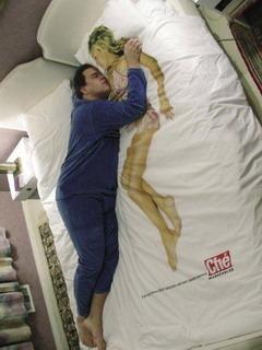 Sleep Girl Mobile Wallpaper