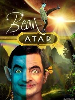 Bean Avator Mobile Wallpaper