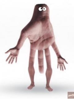 Hand Mobile Wallpaper